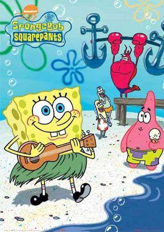 Spongebob Squarepants Desenhos Animados Filmes Desenhos