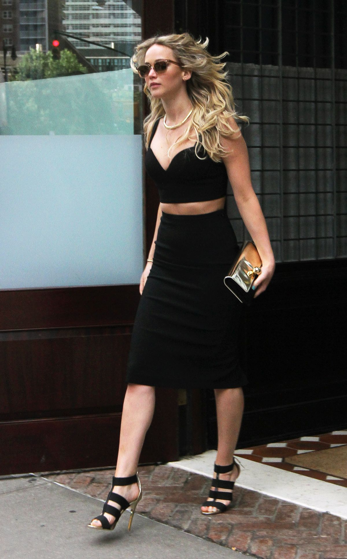 Jennifer lawrence leaving her hotel in nyc nude (44 photo), Pussy Celebrity photos
