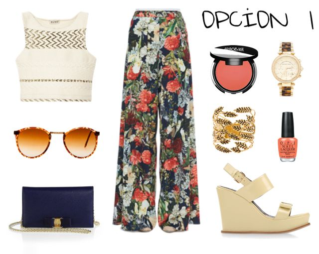#Tendencia #Floral #Trends #Flowers http://fashionbloggers.pe/diana-ibarra/como-uso-la-tendencia-floral