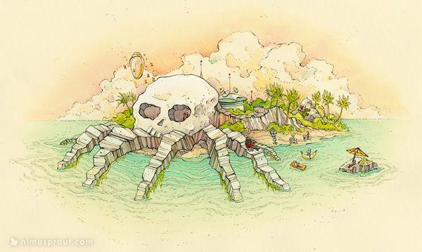 SpiderSkullIsland