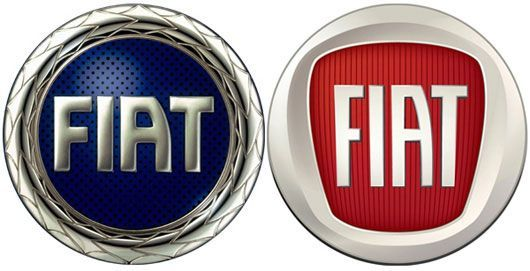 Fiat logo 1999 and present | Logos for Transport | Logos