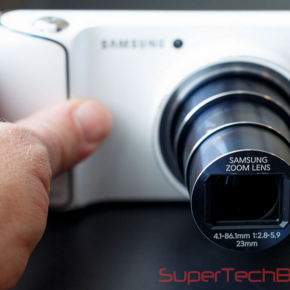 Samsung announces Galaxy Camera with 16MP sensor and Android 4.1