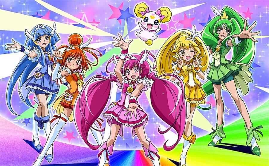 Pin by Emly Heart on Glitter force Glitter force