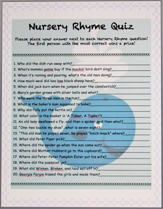 6 Fun And Creative Baby Shower Games Baby Shower Games Babies And