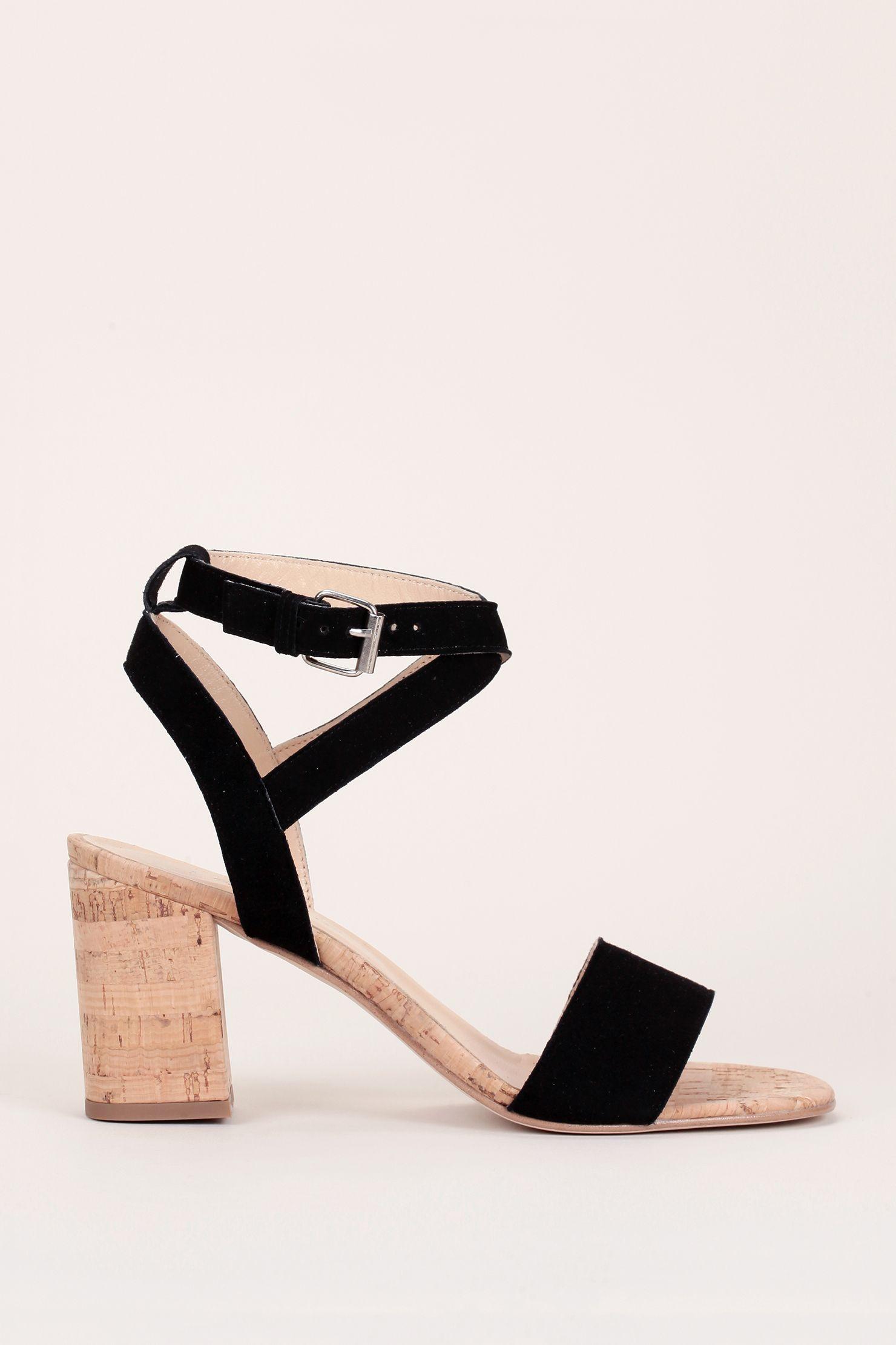 Sandales hautes à brides en cuirJonak dt0n0nDq
