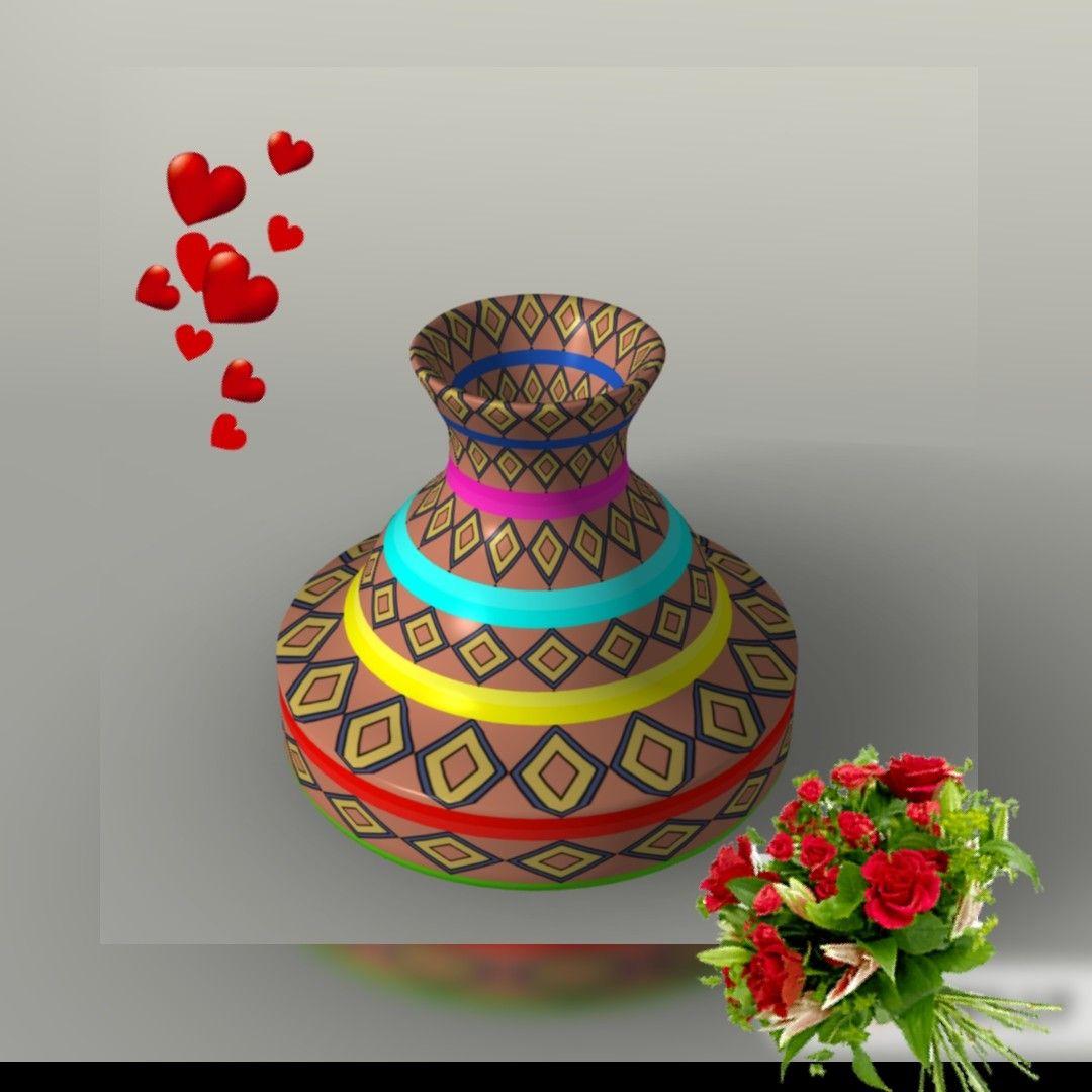 Pin by Rani Qureshi on MANTTI KE BARTAN⏳⌛ | Decor, Home ...