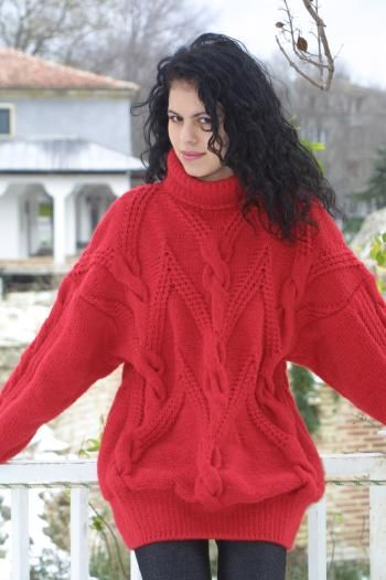 KNITTING SWEATER PATTERNS SWEATER PATTERNS | FREE PATTERNS. Looks ...