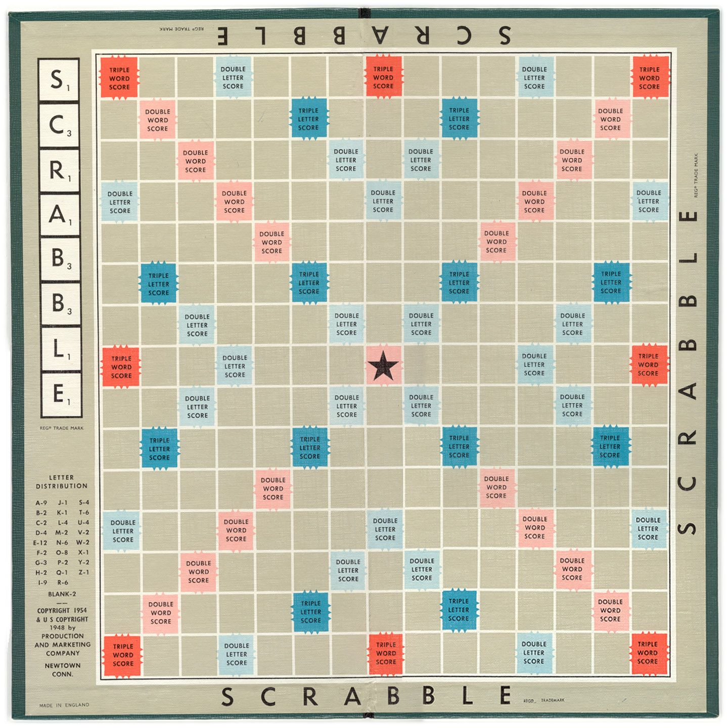 scrabble2 | Scrabble, April 13 and Scrabble board