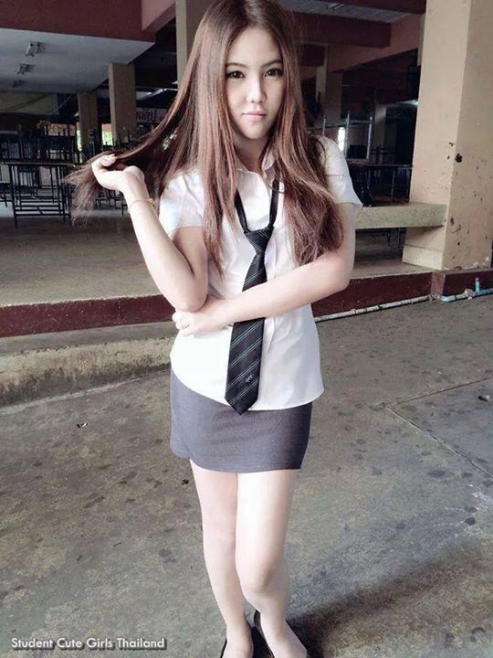 Thai girl nackt