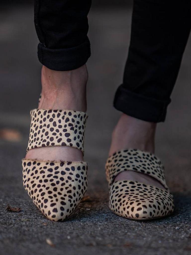 Matisse | Berlin Mule - Leopard