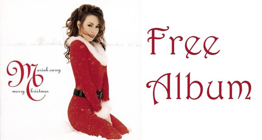Free Mariah Carey Merry Christmas Album On Google Play Mariah Carey Christmas Album Mariah Carey Merry Christmas Christmas Albums