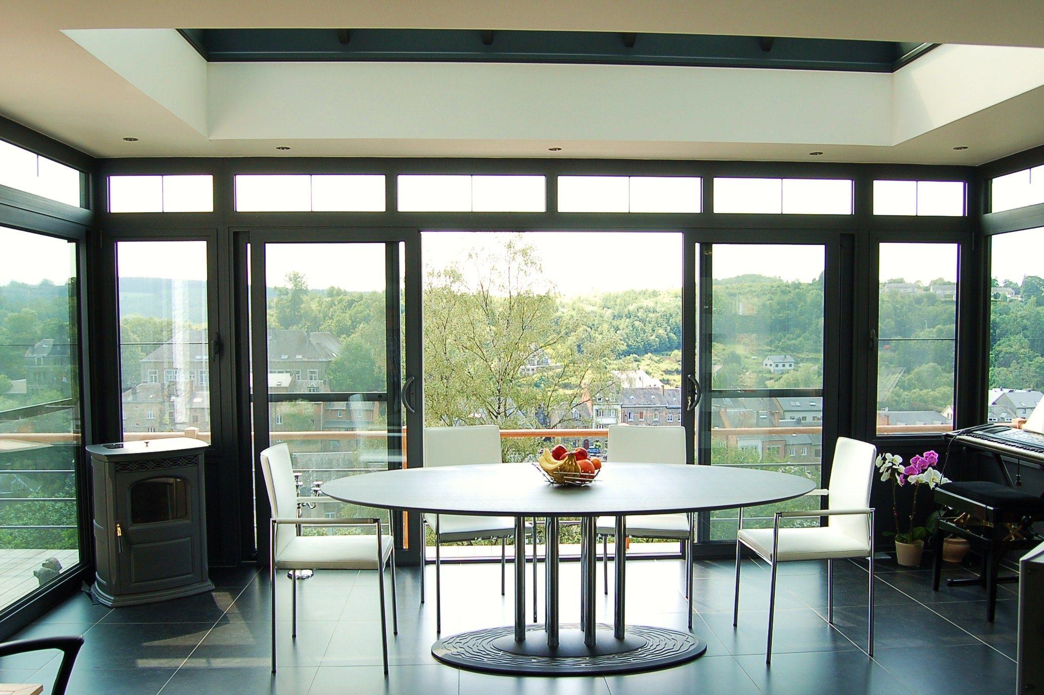 Veranda Puit De Lumiere spécialiste de la veranda en wallonie