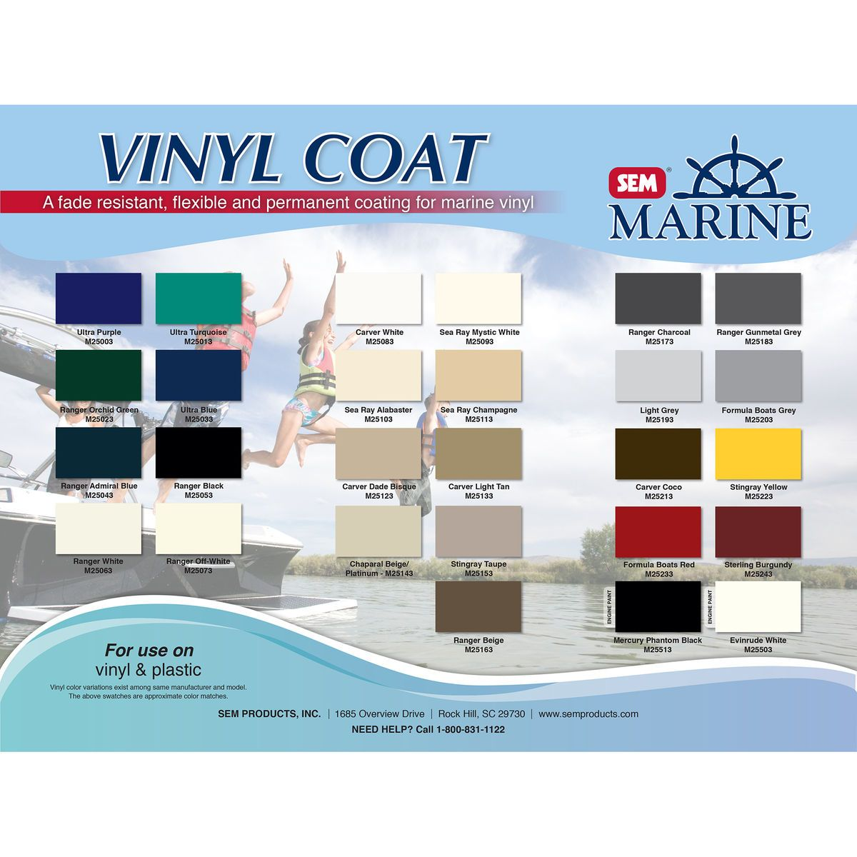 Uncategorized Vinyl Coat Paint sem marine vinyl coat spray boat pinterest coats vinyls and paint is an elastomeric coating formulated to match restore or change the color of most surfaces rig