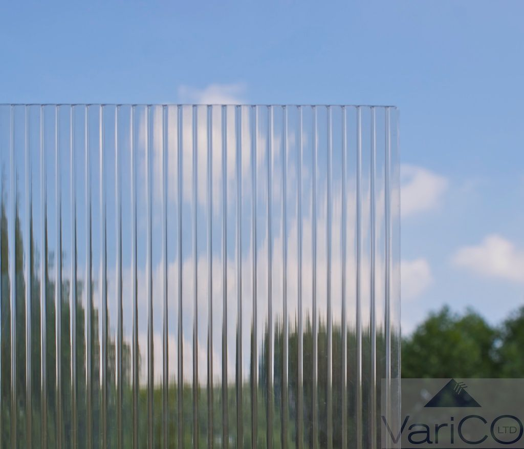 4mm Twinwall Polycarbonate Sheets Cold frame, Greenhouse