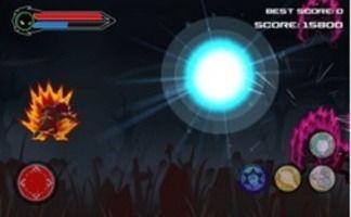 Saiyan Revenge Mod Apk V1 0 5 Free Android Games Download Free