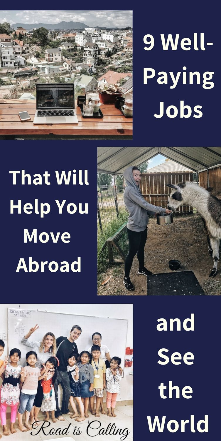 20 Seriously Cool Jobs That Require Travel And Help You See The