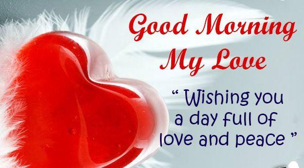 Good Morning Sweetheart Quotes: Beautiful Good Morning Sweetheart Quotes