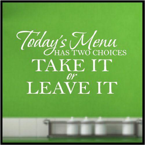 Today Menu Has Two Choices  #beachbody