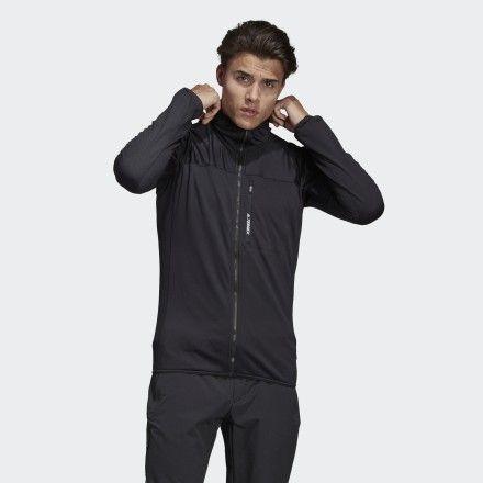 capacidad dividir Levántate  TERREX TraceRocker Hooded Fleece Jacket | Mens fleece hoodie ...