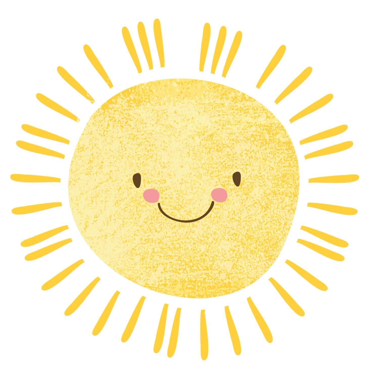 Sun Nursery Art