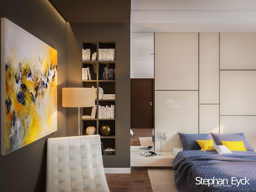Bedroom Interior Design   Bucuresti   Romania On Behance