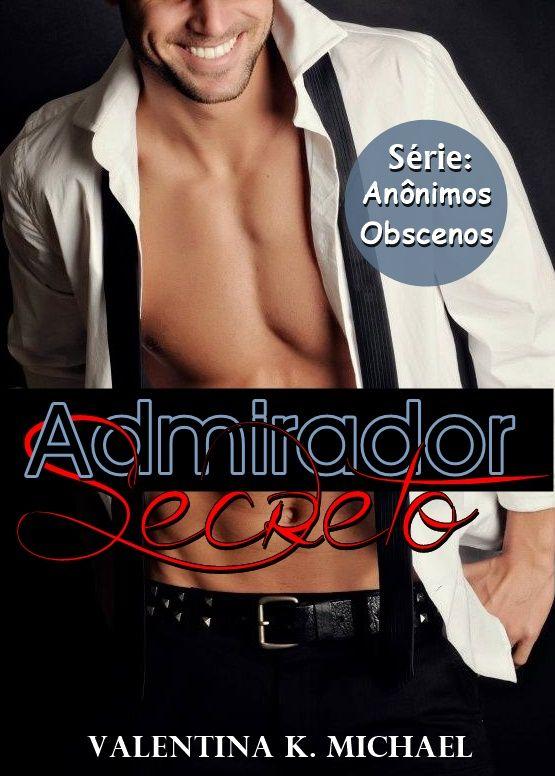 Capa Do Livro Admirador Secreto Admirador Secreto Serie De