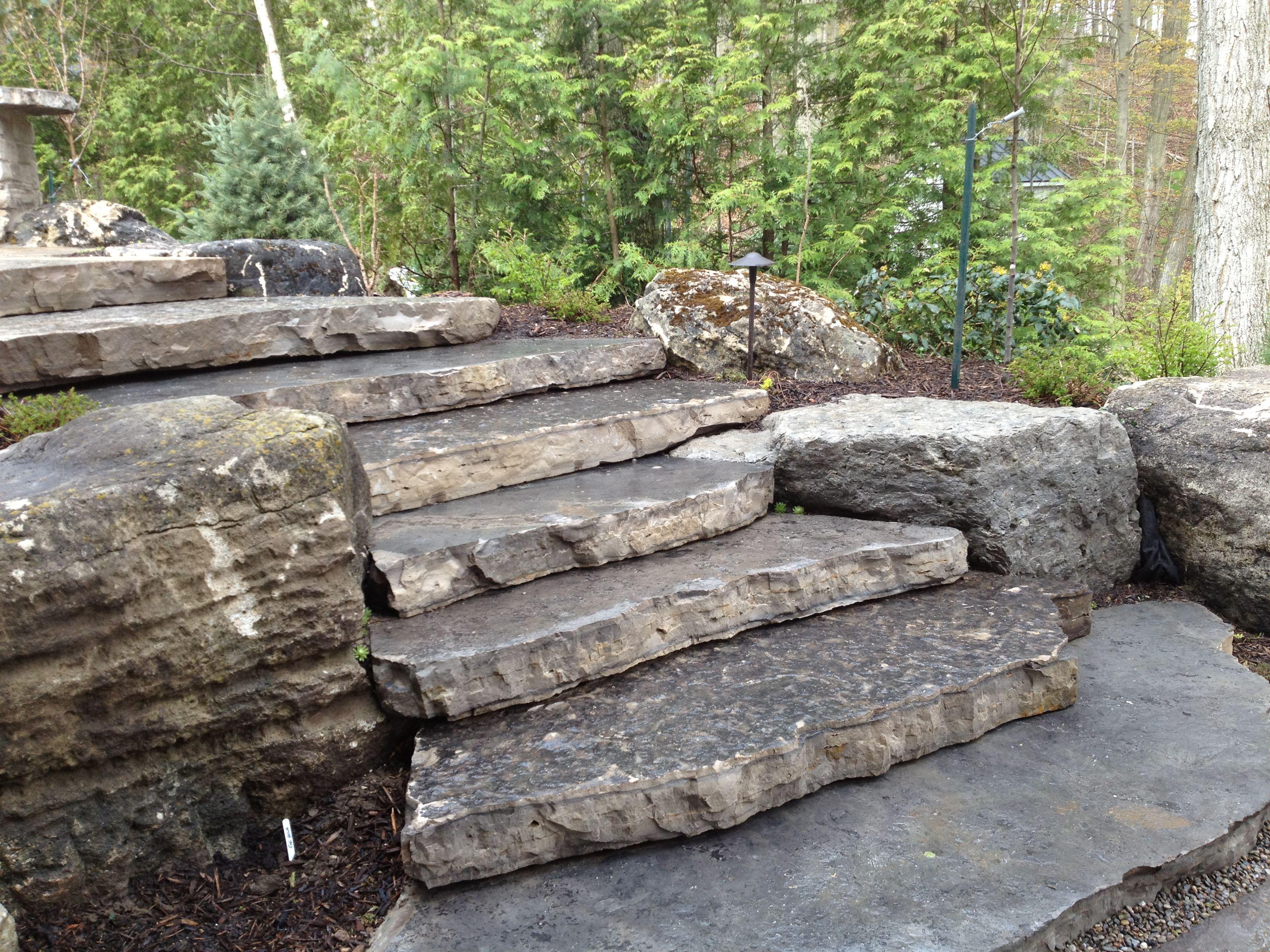 Best Custom Natural Stone Steps Carve Their Way Through Xl 400 x 300