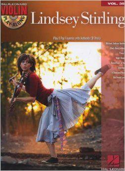 Lindsey Stirling - Violin Play-Along Volume 35 (Book/CD): Lindsey Stirling: 9781476871257: Amazon.com: Books
