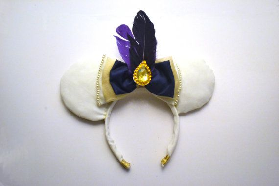 Hey, I found this really awesome Etsy listing at https://www.etsy.com/listing/265185842/custom-prince-ali-aladdin-mouse-ears