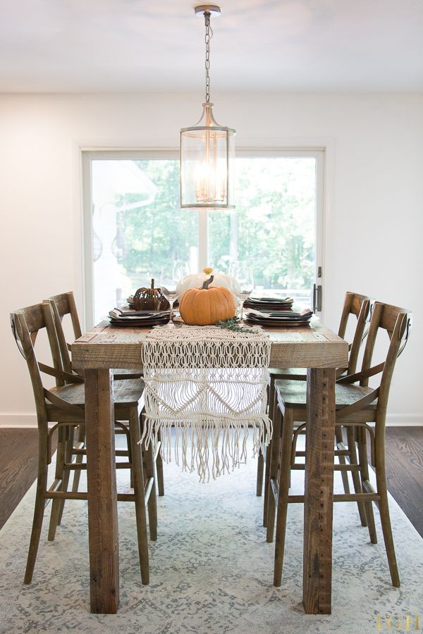 Eat In Kitchen Table Bar Height Dining Table Eat In Kitchen Decor Informal Dining Room Ideas Bar Height Dining Table Fall Dining Room Informal Dining Rooms