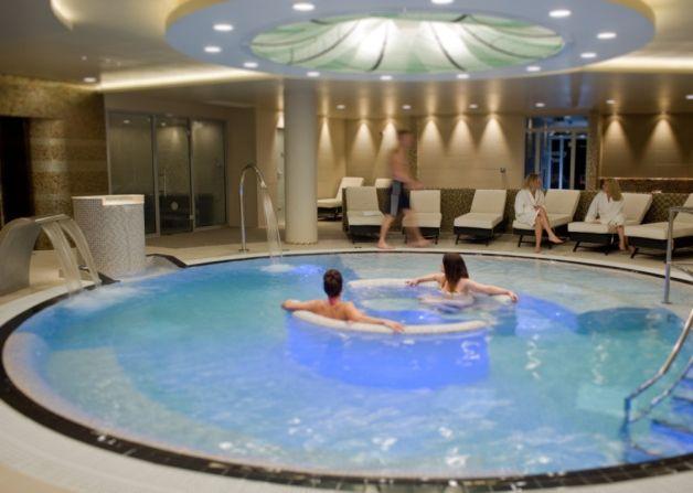 Woodland Spa Named Best In Britain Spa Breaks Spa Indoor Pool