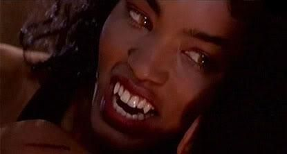 Cinematic Black Women Vampires | 1970's-2000's | Black vampire ...