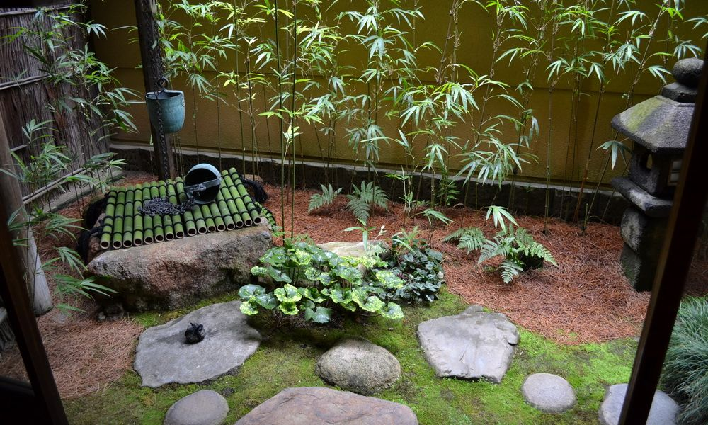Backyard Japanese Garden | Backyard Japanese Garden Is Purely Japanese,