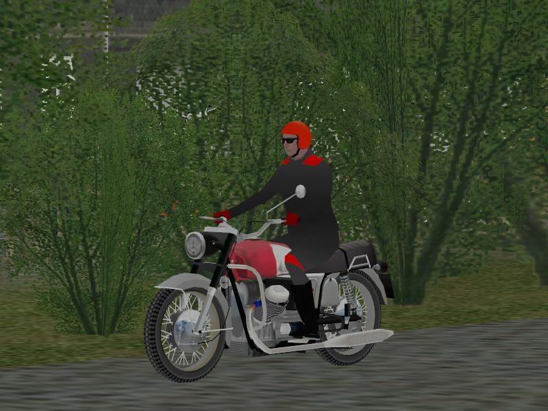 Touring-Motorrad Set. Bis #EEP6 http://bit.ly/Touring-Motorrad-Set