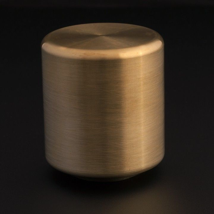 Phalanx Weighted Shift Knob - Brass from Ascend Autosport