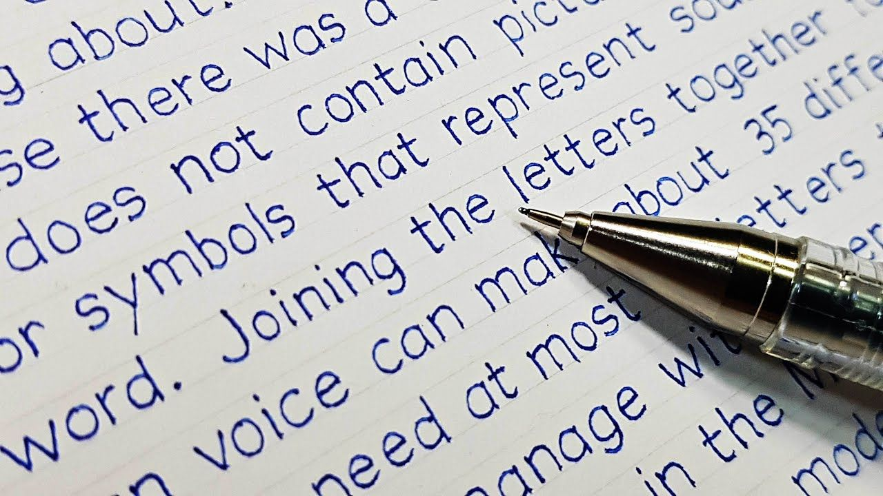 Print Handwriting Practice Examples Of My Neat And Clean Handwriting S Print Handwriting Handwriting Styles Nice Handwriting [ 720 x 1280 Pixel ]