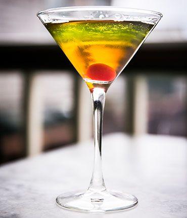Green Flash 1 5oz KEEL Vodka 3/4oz Midori 1oz fresh orange