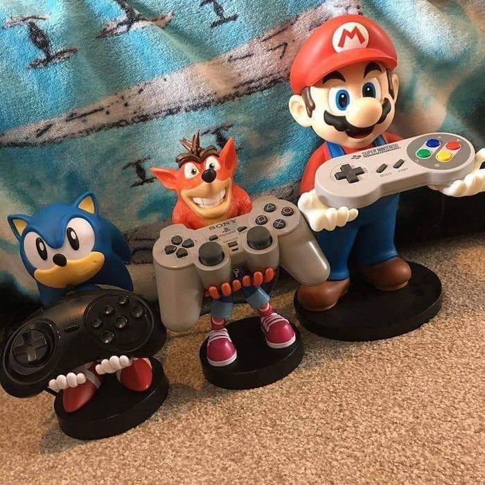 Idols of games