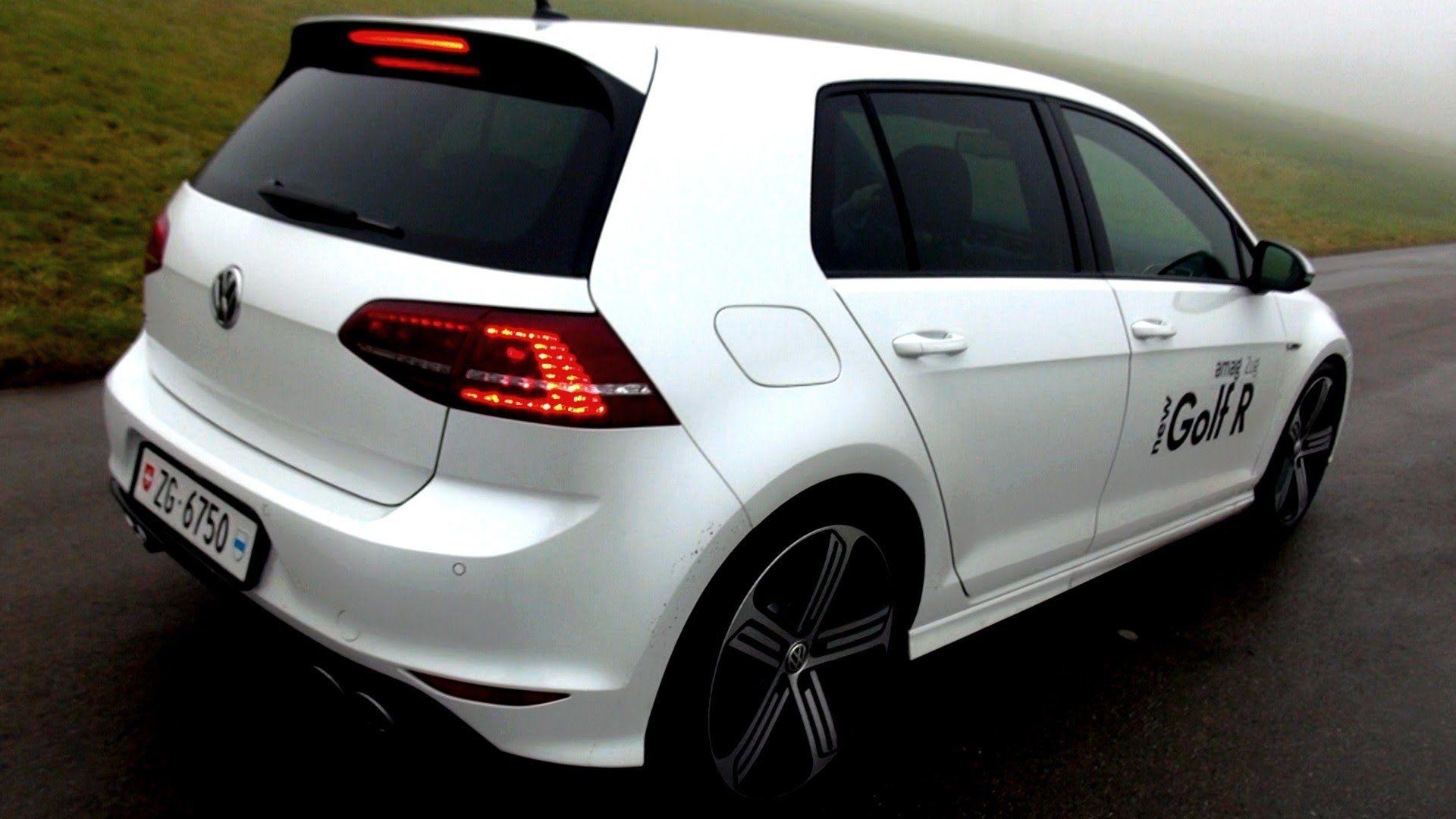 2014 vw golf 7 r test drive with 300 horsepower custom. Black Bedroom Furniture Sets. Home Design Ideas