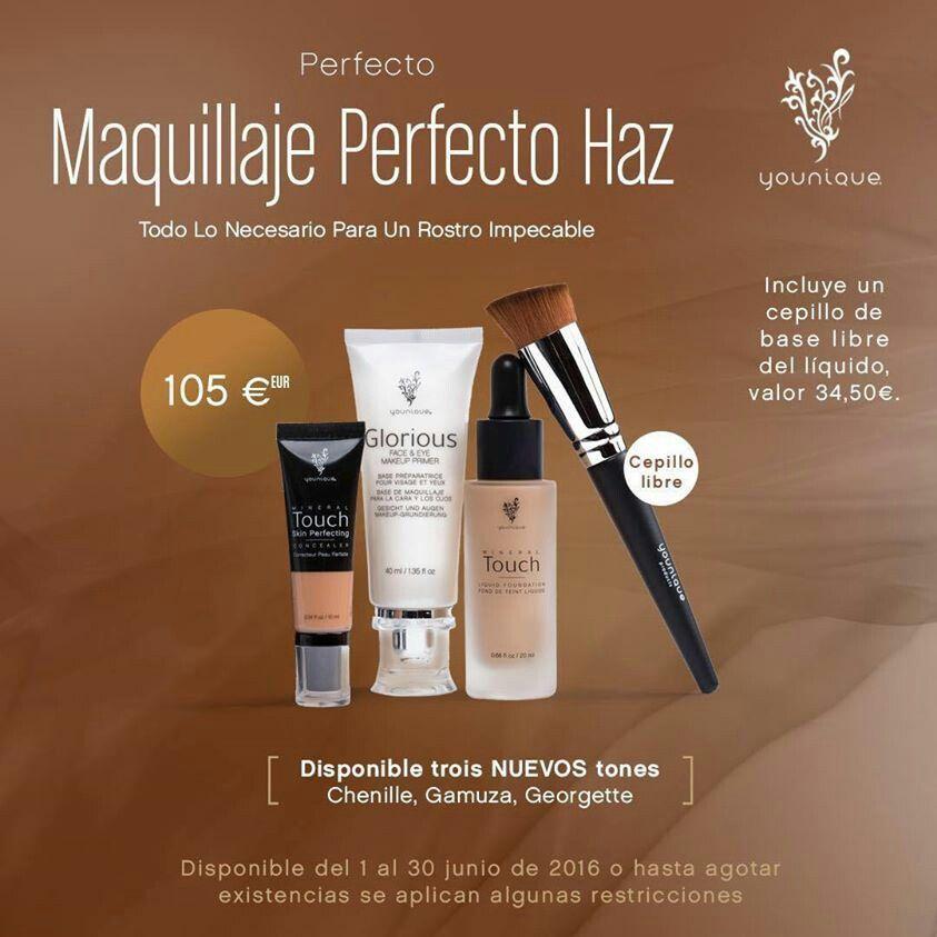 Estos productos van genial! ! www.Youniquecosmects.com/DianaRV