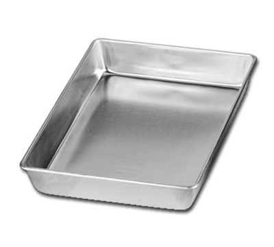 Vollrath 51066 Biscuit Pan 12 3 4x9x2 Aluminum Baking Pans Cake Baking Supplies Cake Business