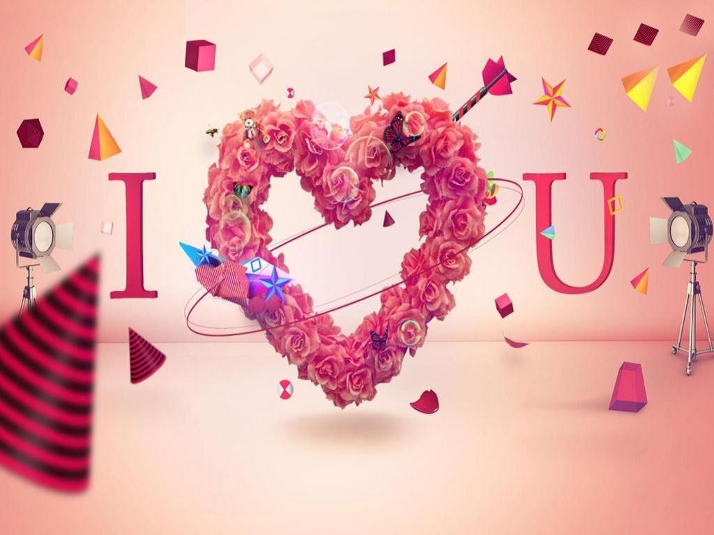 I Love U Symbol Hd Wallpaper Love Pinterest Love Wallpaper