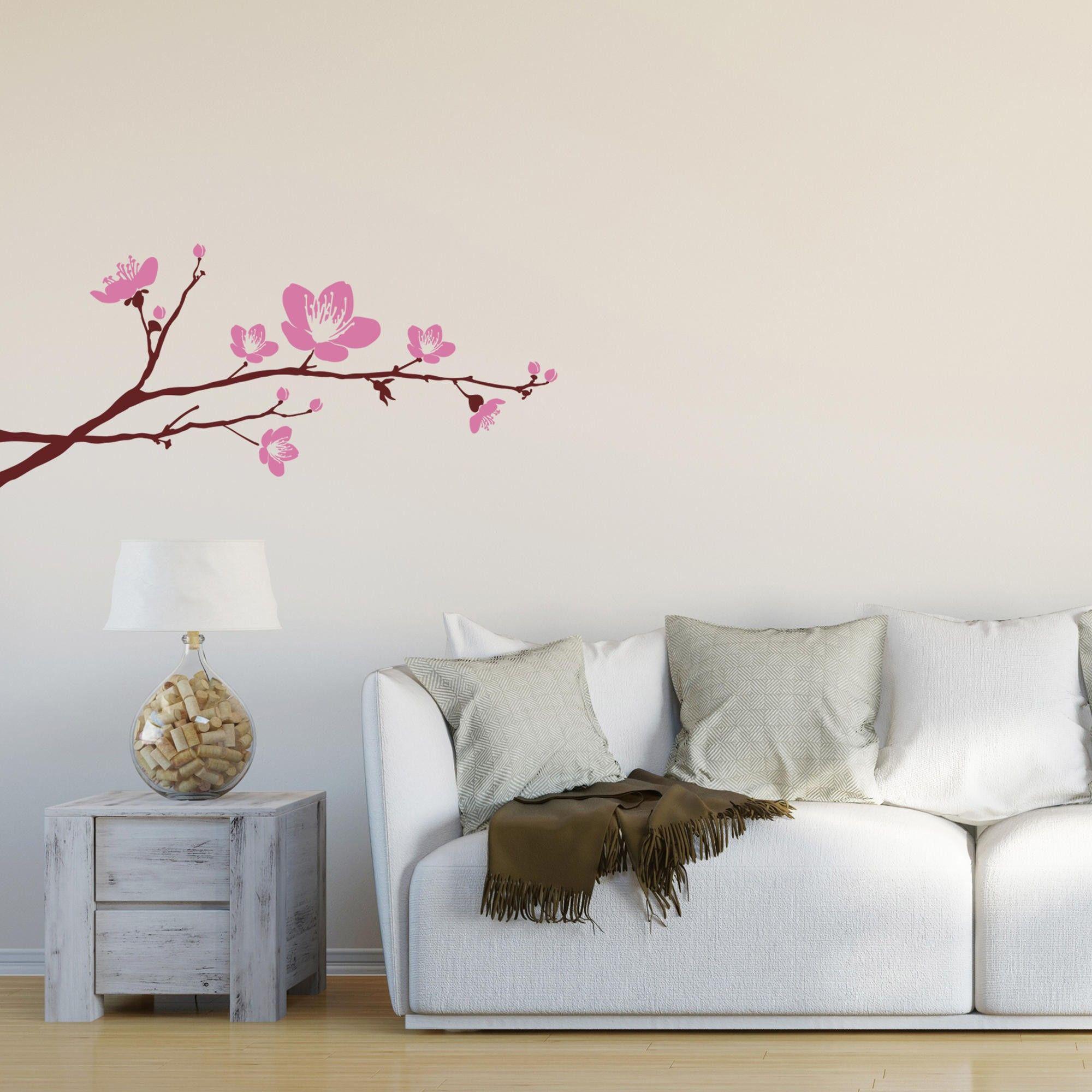 habitacion con arbol de cerezos Buscar con Google