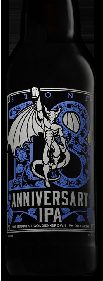 Stone Anniversary Ales 18th anniversary, Beer festival, Ipa