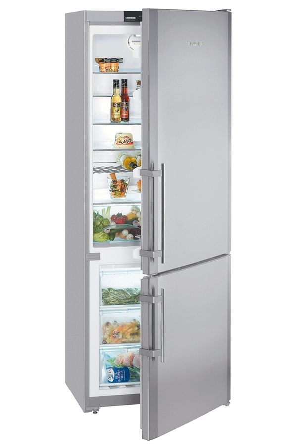 Refrigerateur armoire RSNE445E33DX INOX Beko | frigo darty ...