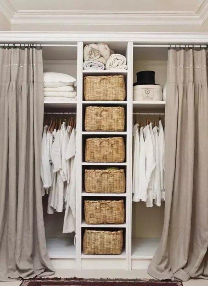 Furniture Admirable Walk In Wardrobe Designs With Adjustable