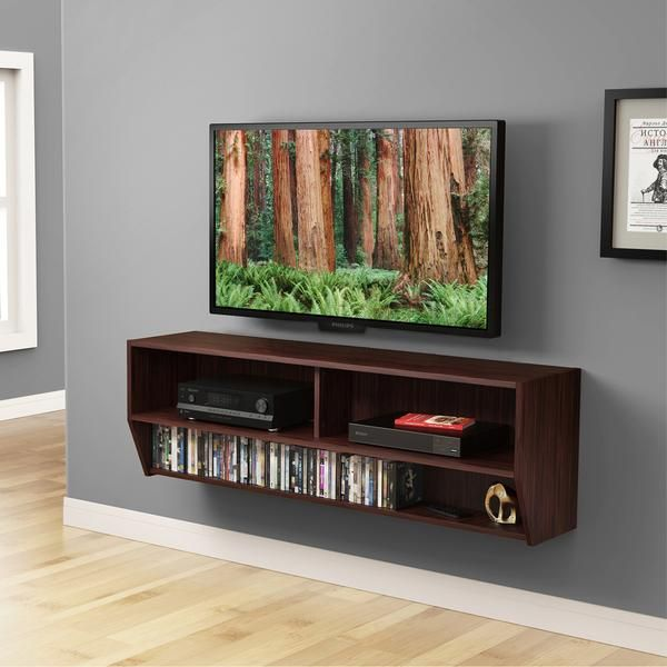 Pin On Floating Tv Console Wall Mounted Tv Cabinet Floating Av Shelf