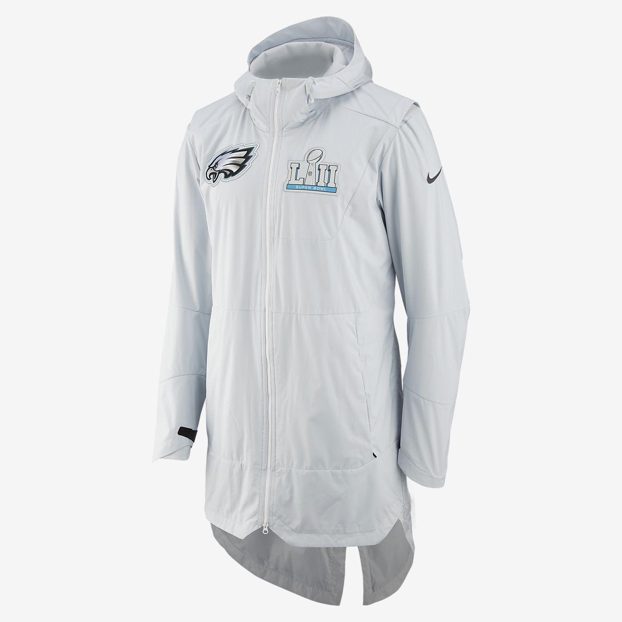 new arrival 1f401 ef688 SBLII Nike Player Cape (NFL Eagles) Men's Jacket | Super ...