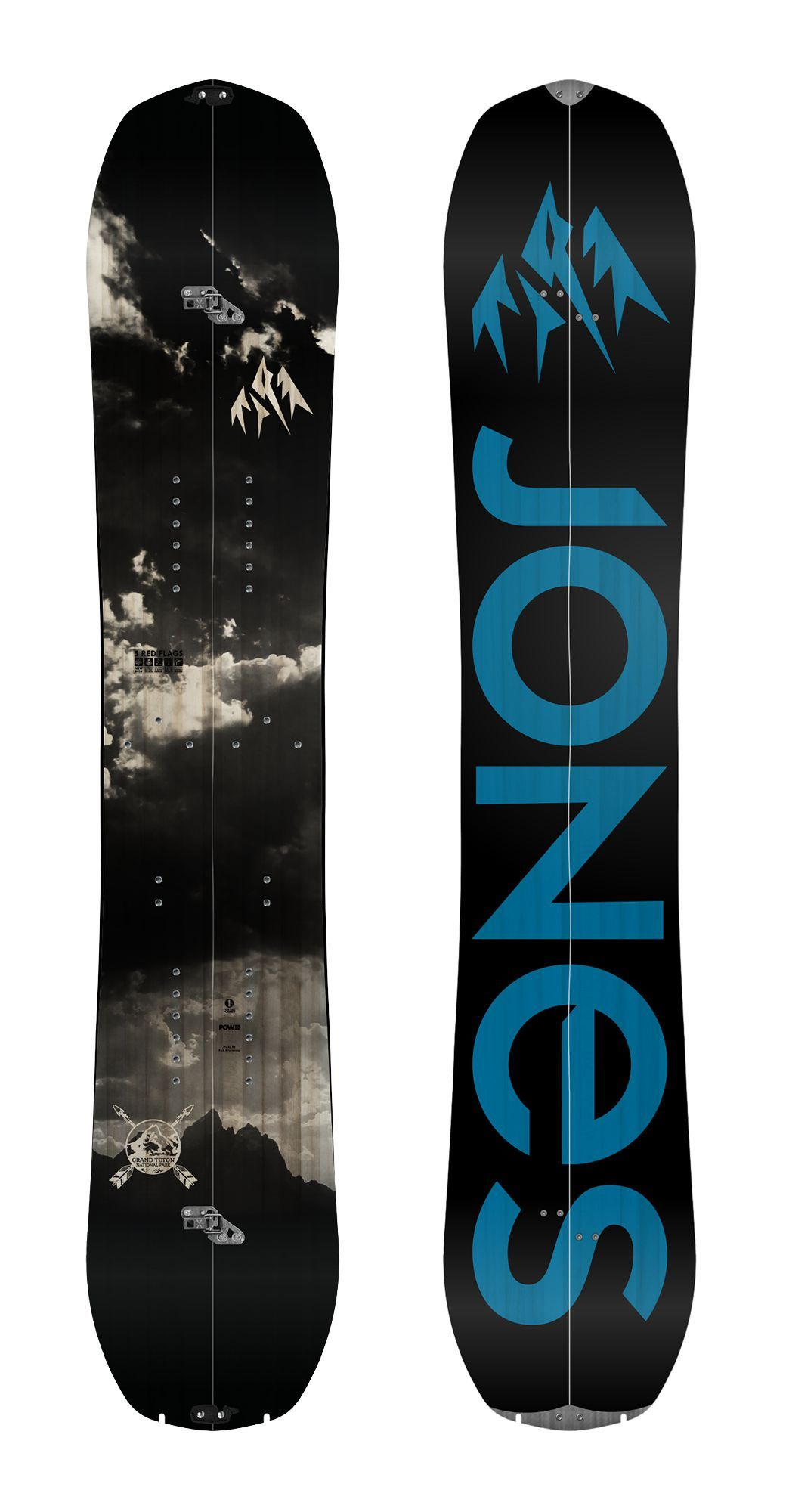 b888634a607 Explore Snowboarding and more! JONES EXPLORER SPLIT. The All-Terrain