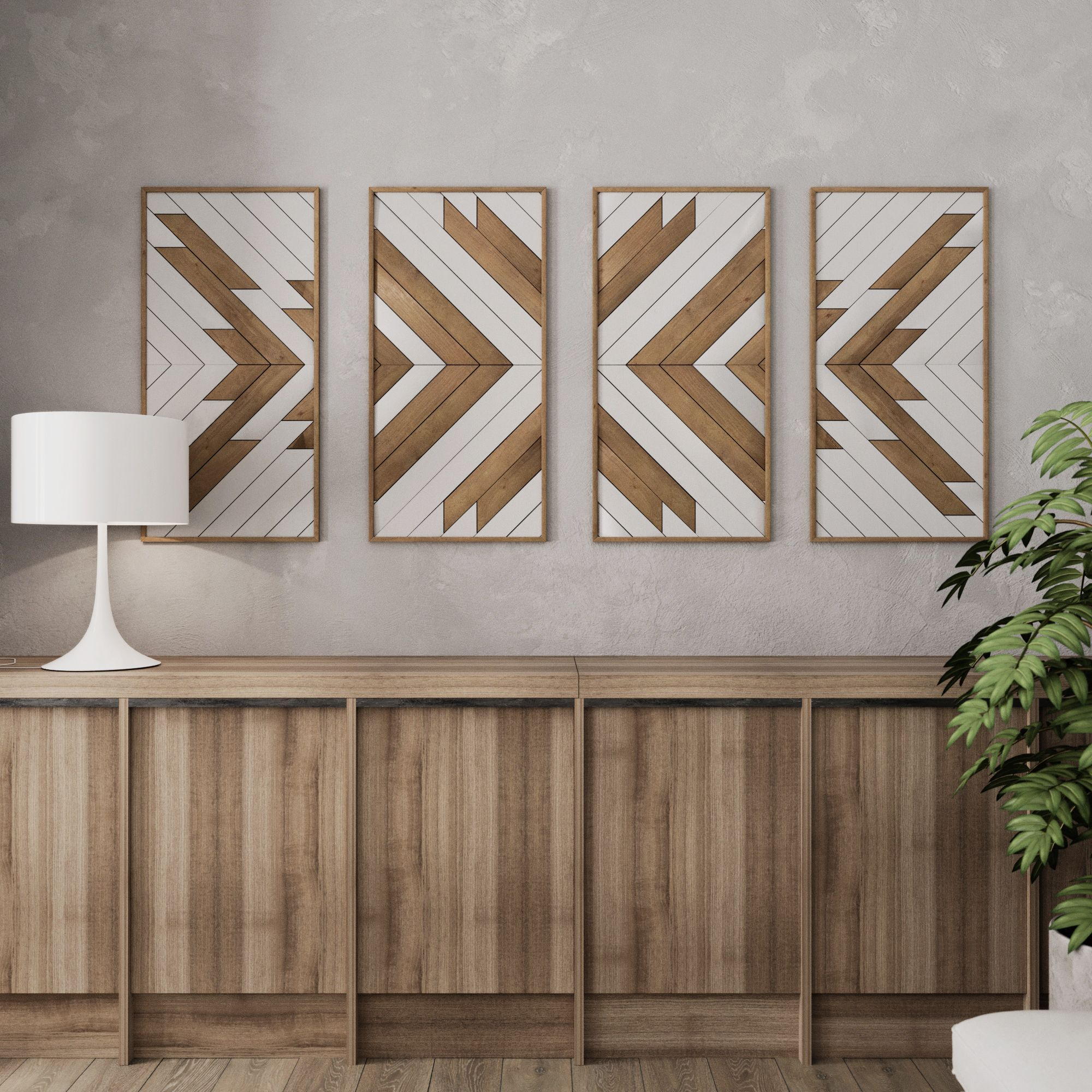Native Pattern Wood Wall Art Set Large Wooden Wall Art Etsy Wood Wall Art Rustic Wood Wall Art Rustic Wall Art